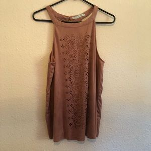 Muted Pink Tank Top